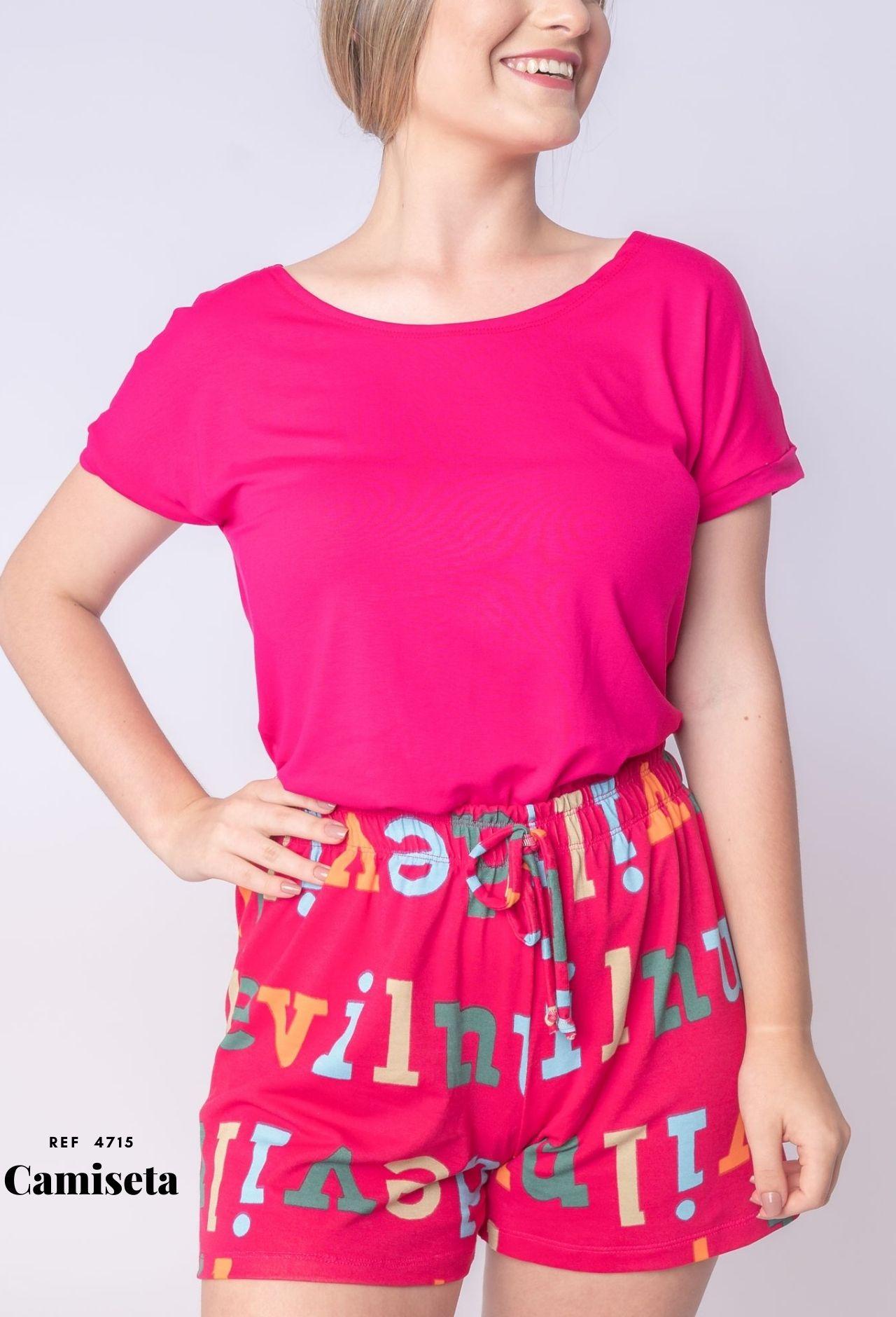 Camiseta Básica Plus (4715)