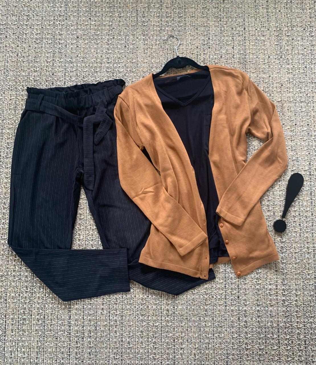Cardigan basico