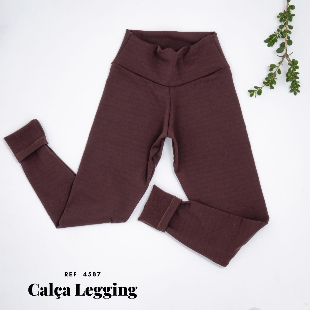 Legging Peluciada (4587)