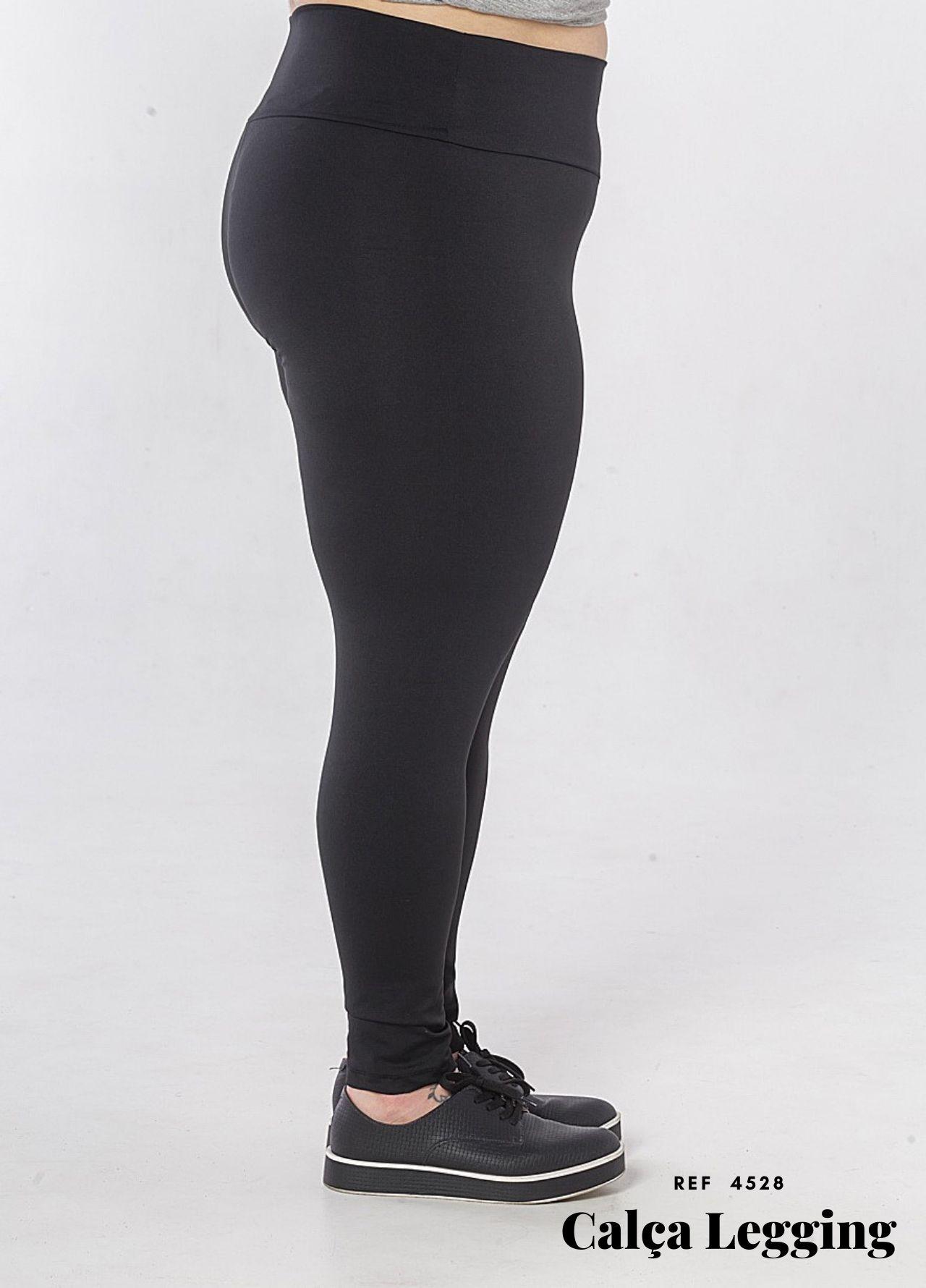 Calça Legging Suplex Longa (4528)