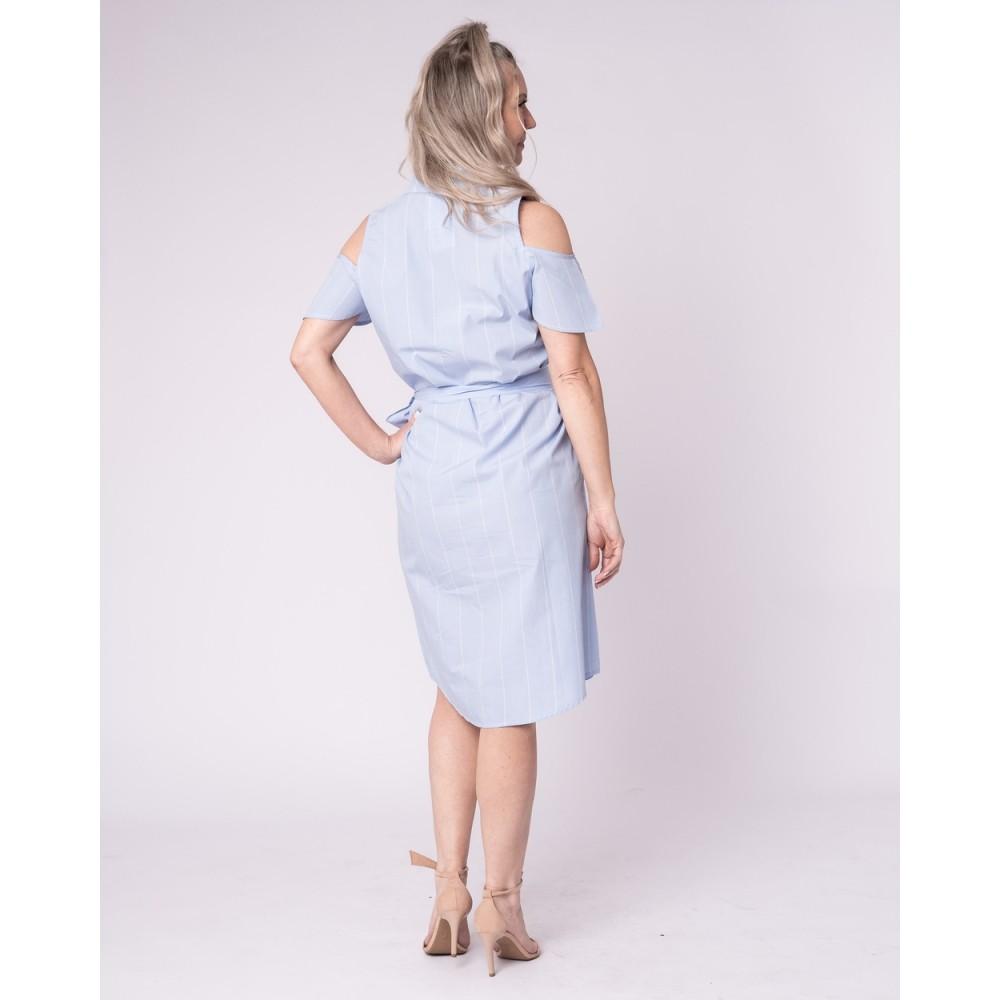 Vestido Ombro Aberto