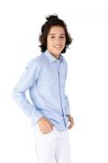 Camisa Infantil e Infanto Juvenil Xadrezinho