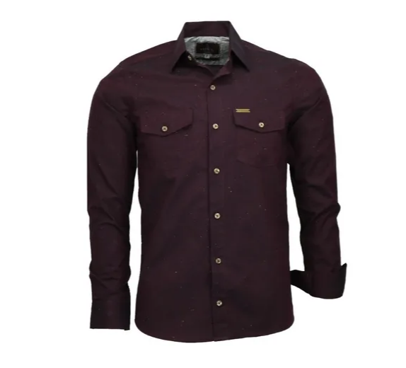Camisa Casual  Safari