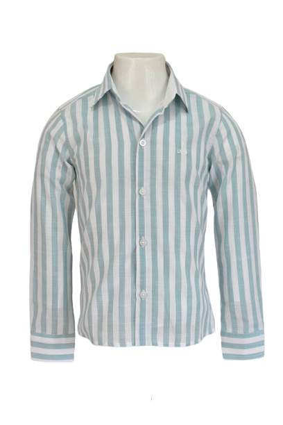 Camisa Infantil e Infanto Juvenil Listrada