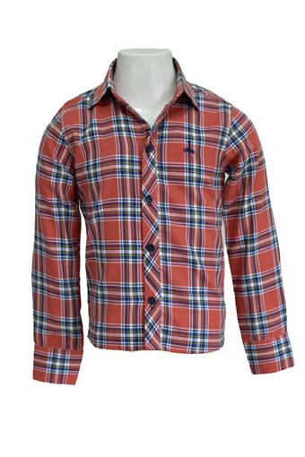 Camisa Infantil Masculina Flanela