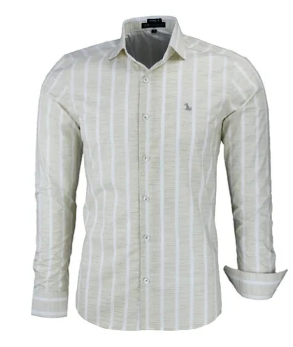 Camisa Masculina Casual Tamarc