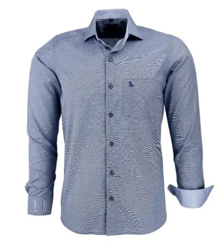 Camisa Masculina Seatle Algodão Fio 50