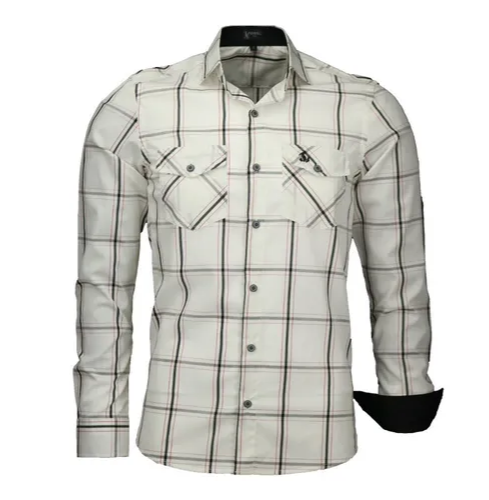 Camisa Masculina Xadrez Straus