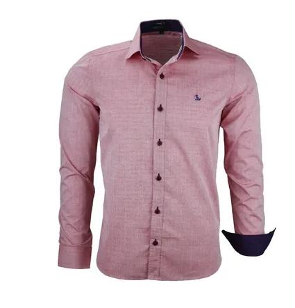 Camisa Msaculina Ferreti com Micropigmentação