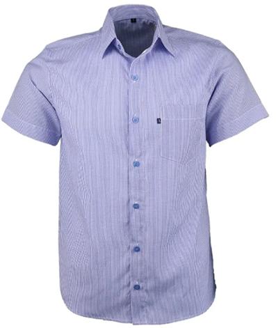 Camisa Nativ Comfort Manga Curta Listrada