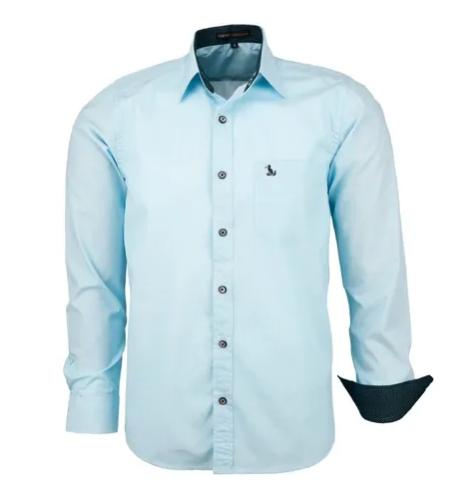 Camisa Social Masculina Conect