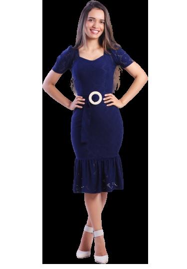 Vestido Malha Lesse