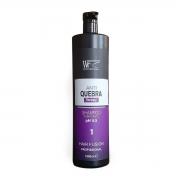 ANTIQUEBRA TERAPY - Shampoo Purificante WF COSMETICOS  1000ml
