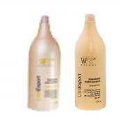 Kit Wf Cosméticos Liss Export Duo Professional (2 Produtos)