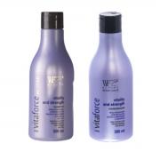 Kit Wf Cosméticos Vitaforce Duo Home Care (2 Produtos)