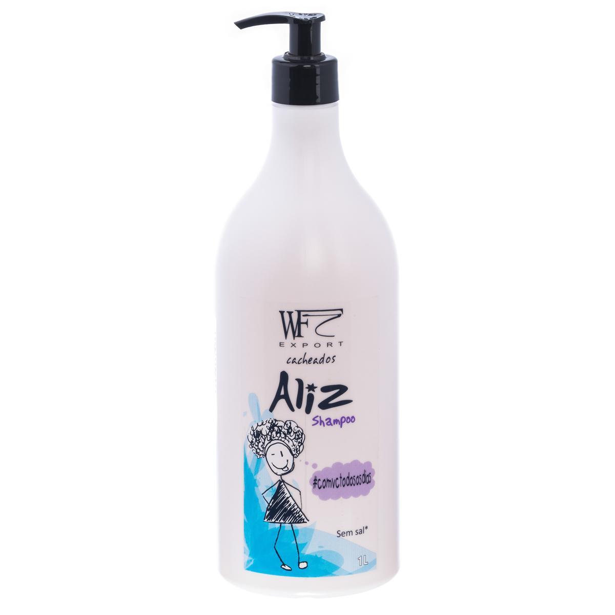 ALIZ - SHAMPOO WF COSMETICOS 1L