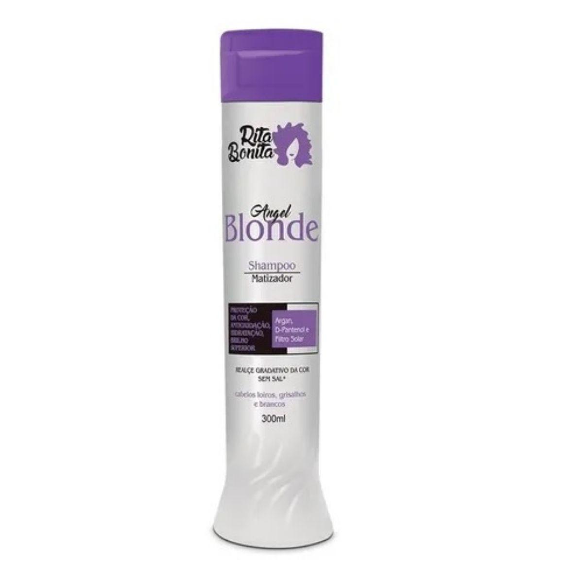 Angel Blonde - Shampoo Rita Bonita 300ml
