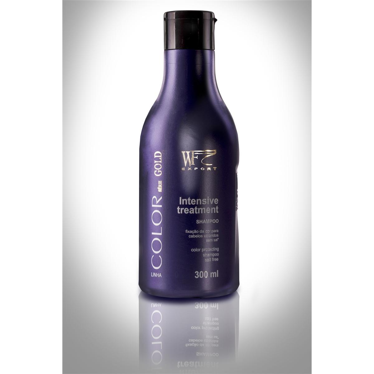 COLOR - SHAMPOO TREATMENT INTENSIVE WF COSMETICOS 300ML