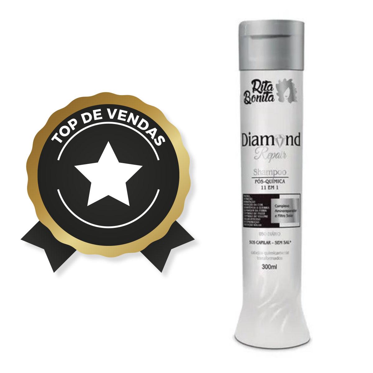 Diamond Repair - Shampoo Rita Bonita 300ml