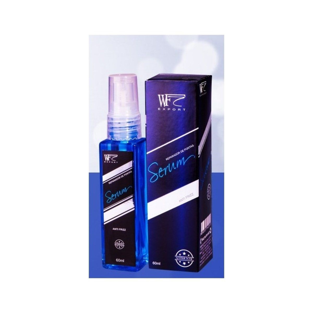 FINISH - REPARADOR DE PONTAS SERUM WF COSMETICOS 60ML