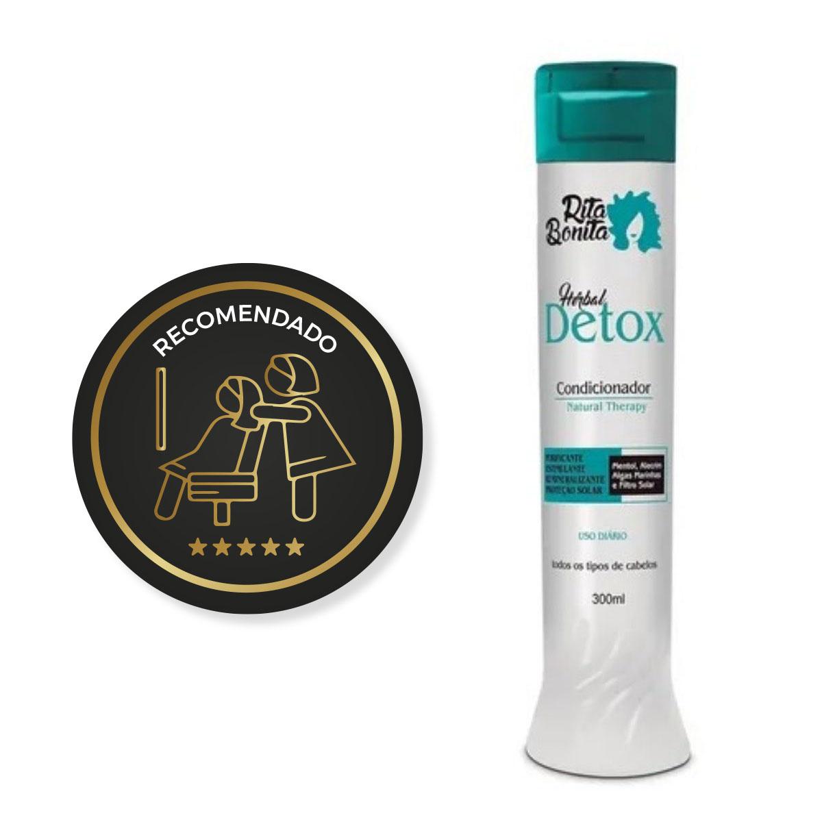 Herbal Detox - Condicionador Rita Bonita 300ml