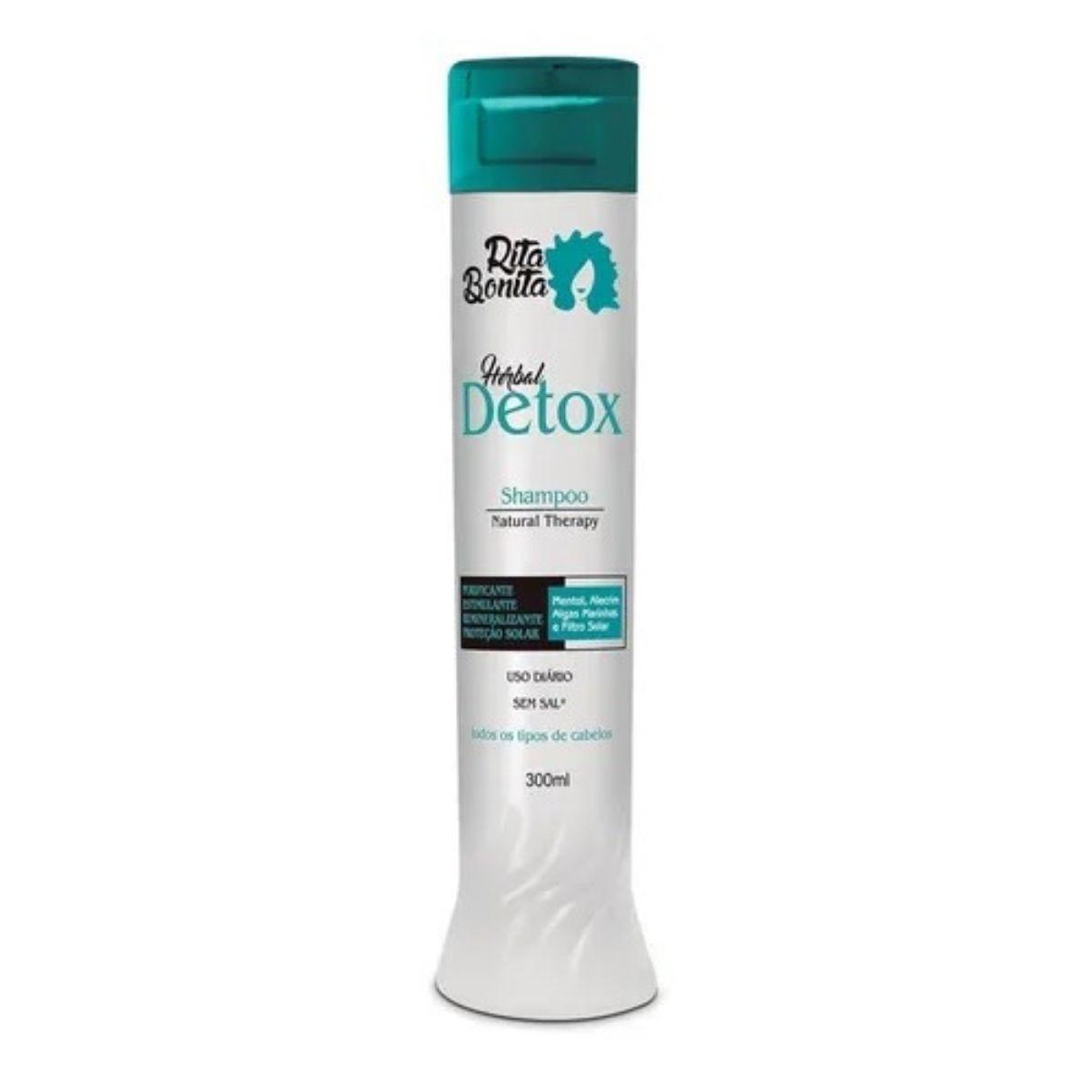 Herbal Detox - Shampoo Rita Bonita 300ml