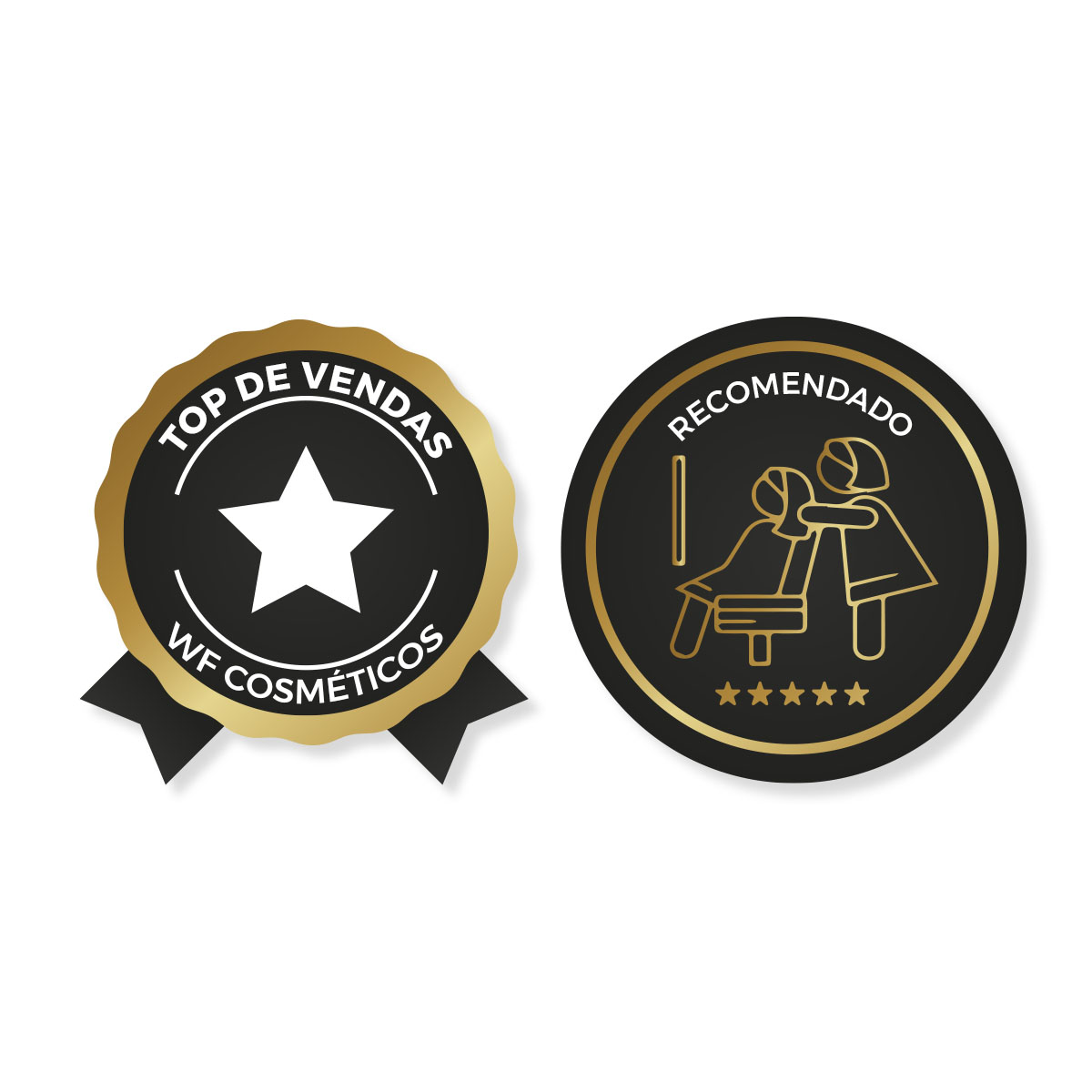 Kit Wf Cosméticos All Repair Professional (4 Produtos)