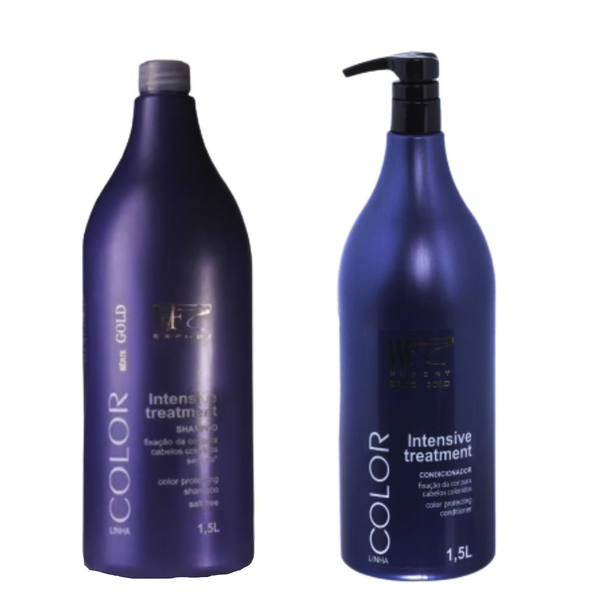 Kit Wf Cosméticos Color Duo Professional (2 Produtos)