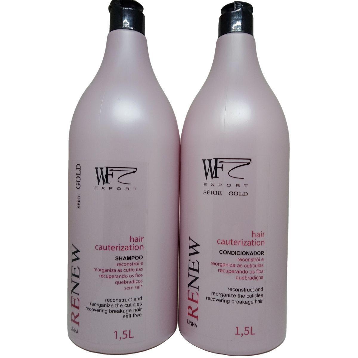 Kit Wf Cosméticos Renew Duo Professional (2 Produtos)