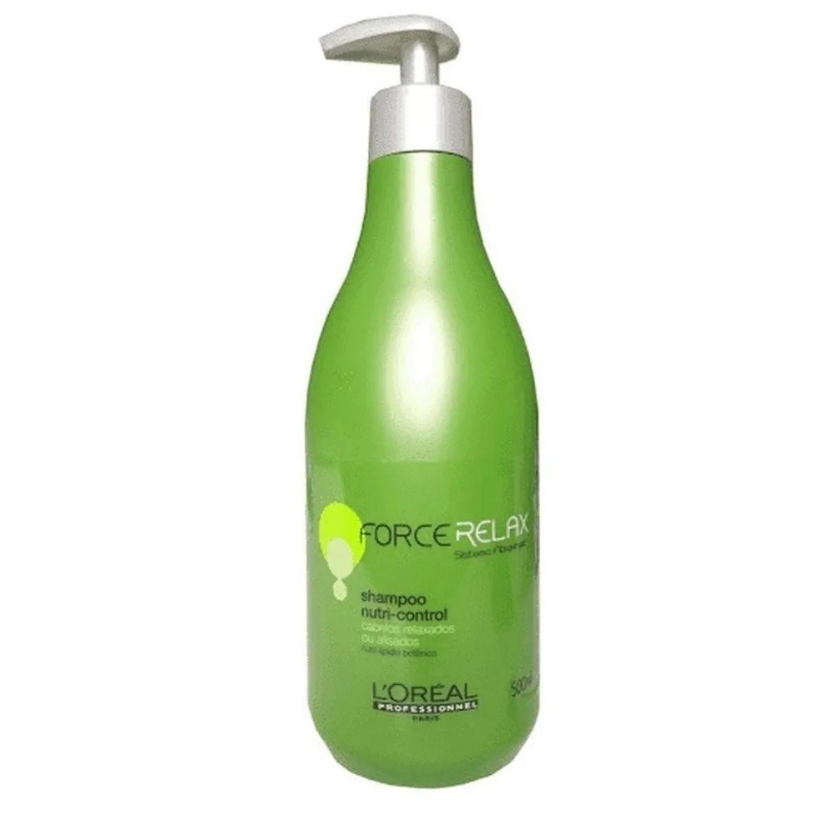L'Oréal Professionnel Expert Force Relax NutriControl - Shampoo 500ml