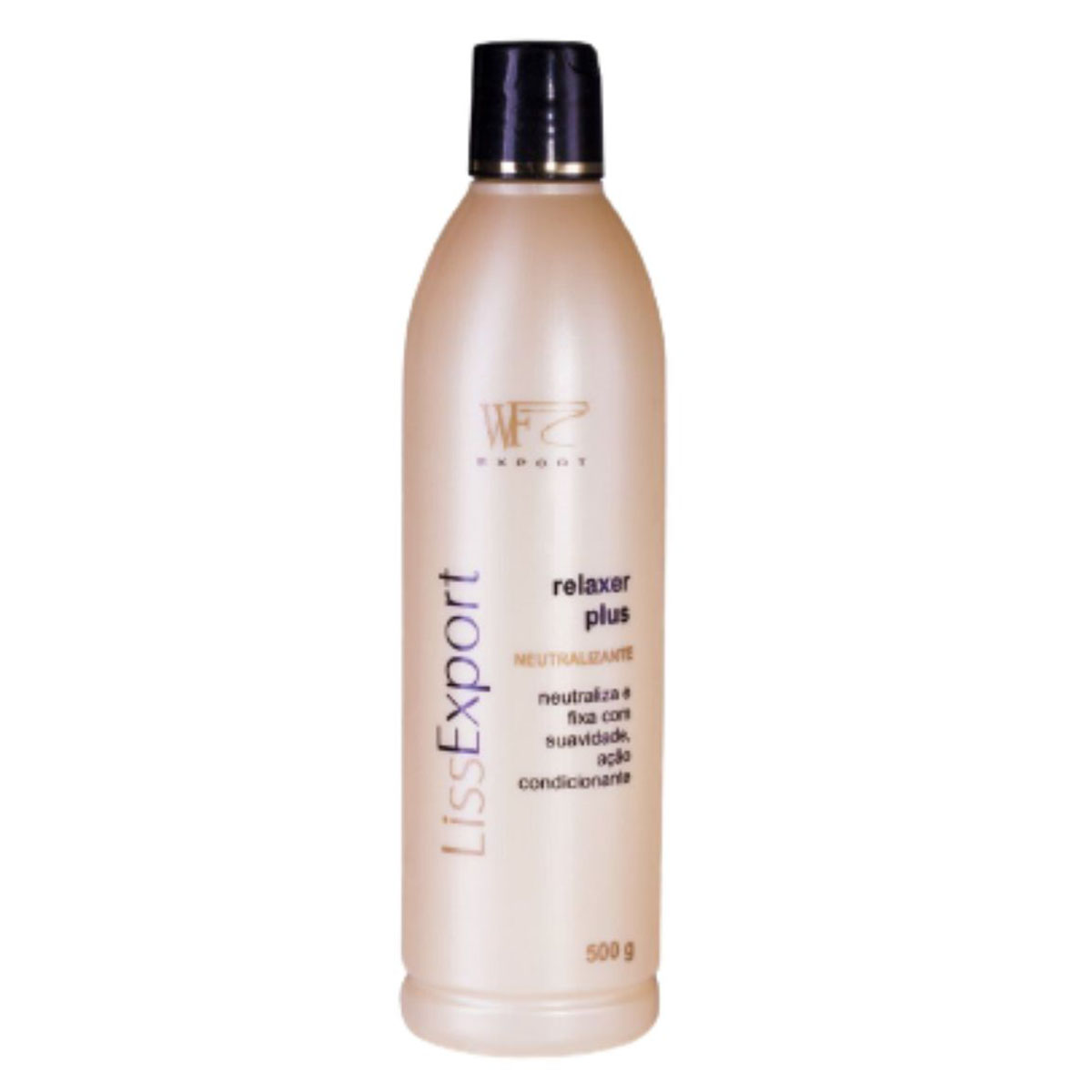 LISS EXPORT - RELAXER PLUS NEUTRALIZANTE WF COSMETICOS 500G
