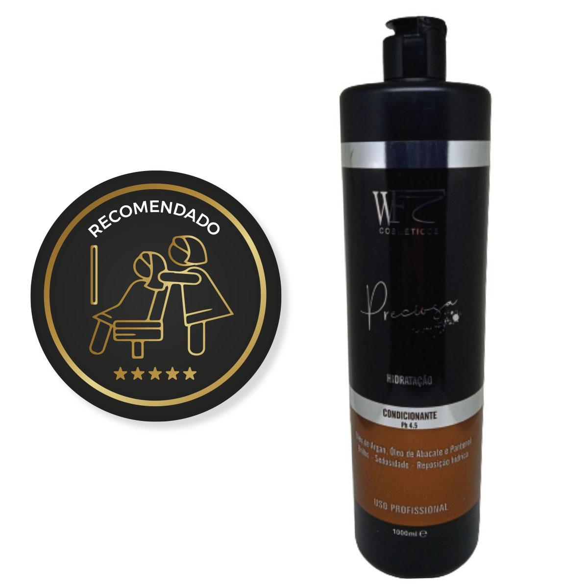 PRECIOSA - Condicionador  Hidratação  WF COSMETICOS  1000ml