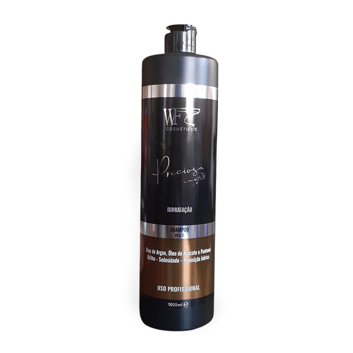 PRECIOSA - Shampoo Hidratação  WF COSMETICOS  1000ml