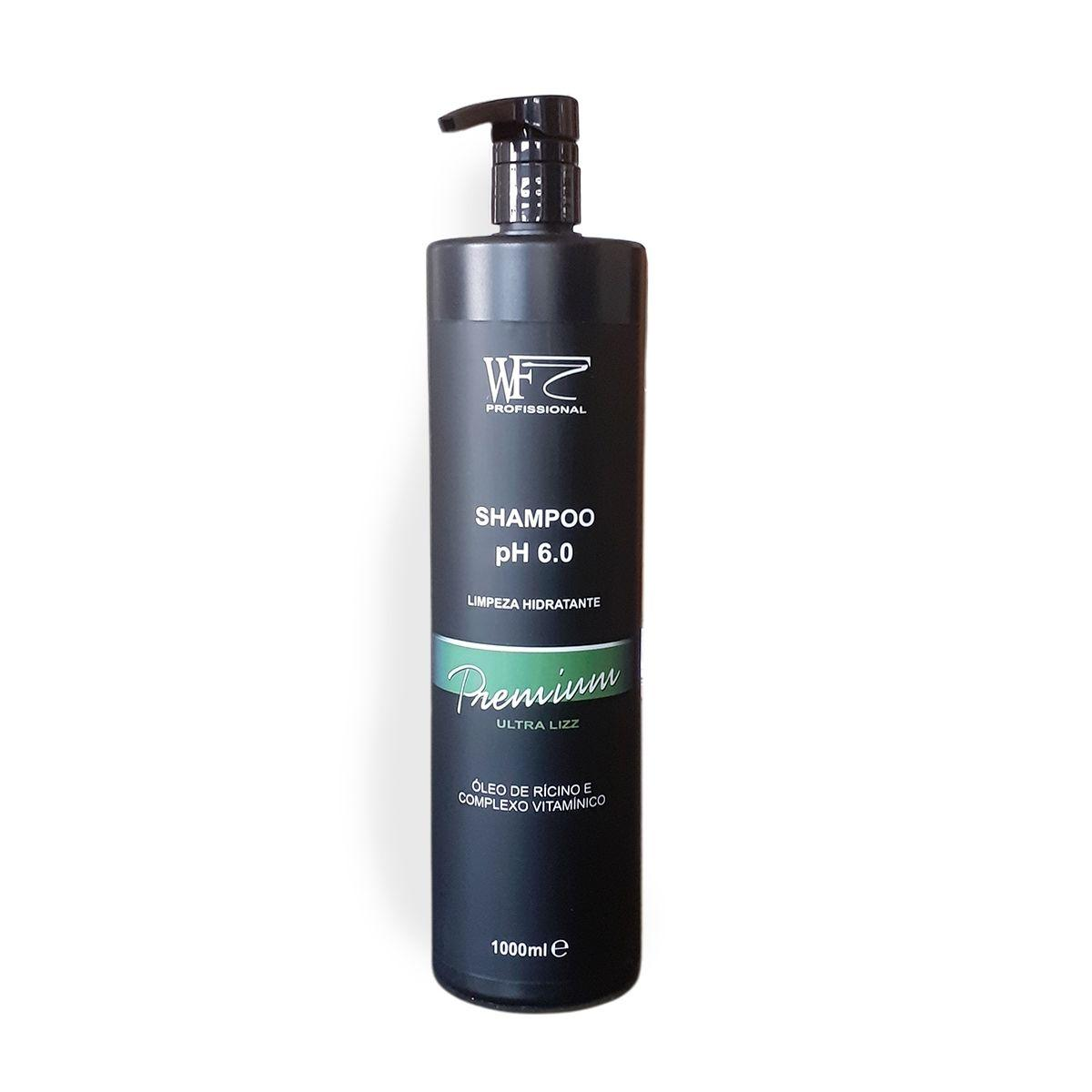 PREMIUM - Shampoo Ultra Lizz WF COSMETICOS 1000ml