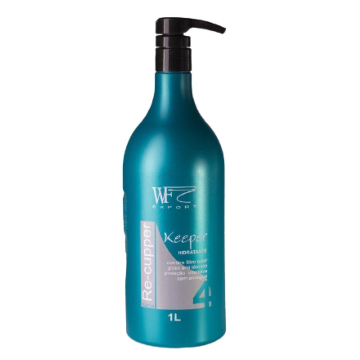 RE-CUPPER - LEAVE-IN PROFISSIONAL KEEPER WF COSMETICOS 1 LT
