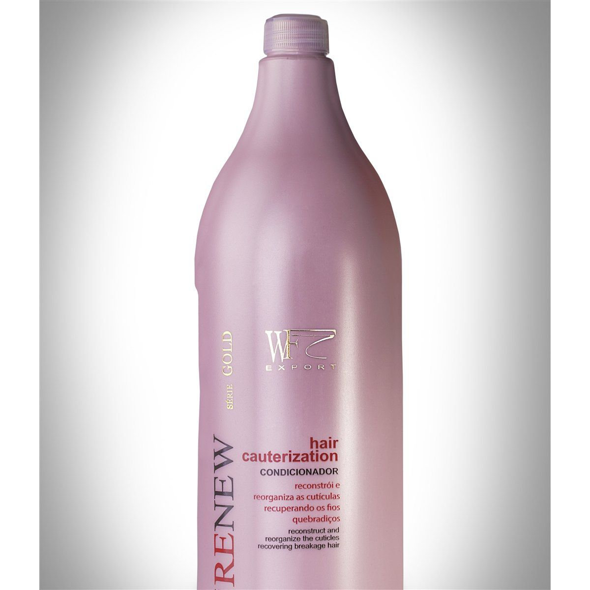 RENEW - CONDICIONADOR HAIR CAUTERIZATION WF COSMETICOS 1L