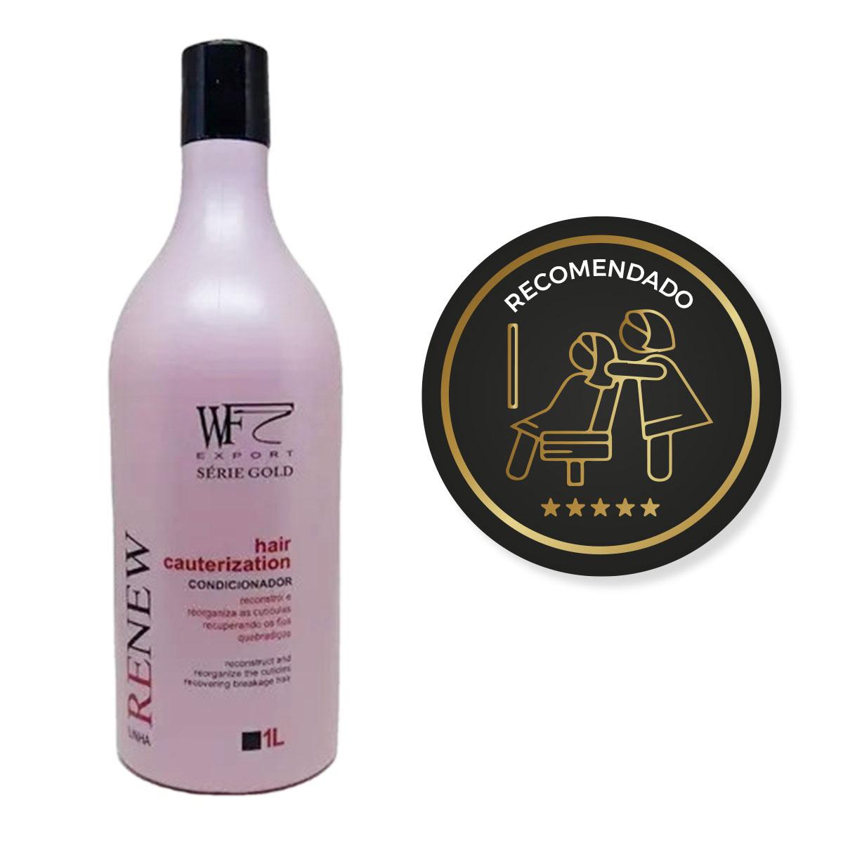 RENEW - CONDICIONADOR HAIR CAUTERIZATION WF COSMETICOS 1L