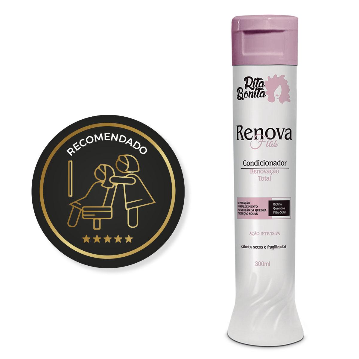 Renova Fios - Condicionador Rita Bonita 300ml