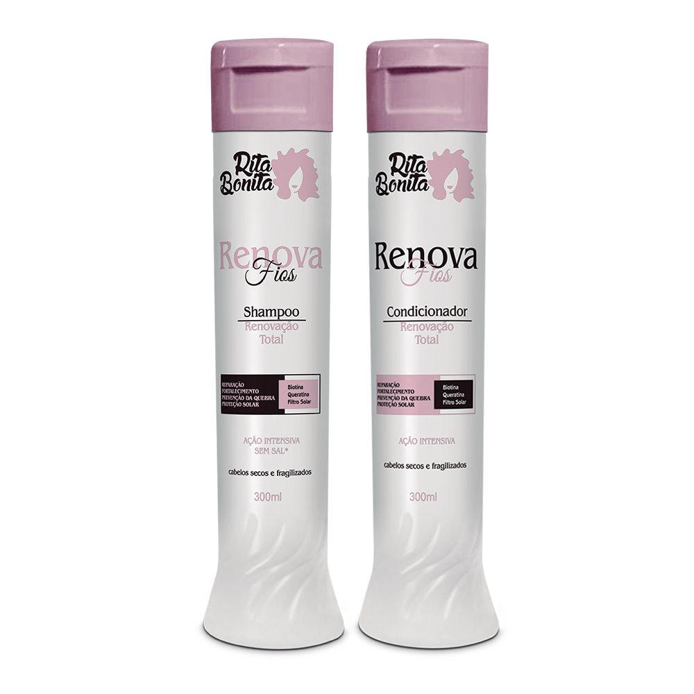 Renova Fios - Kit Rita Bonita Duo Home Care (2 Produtos)