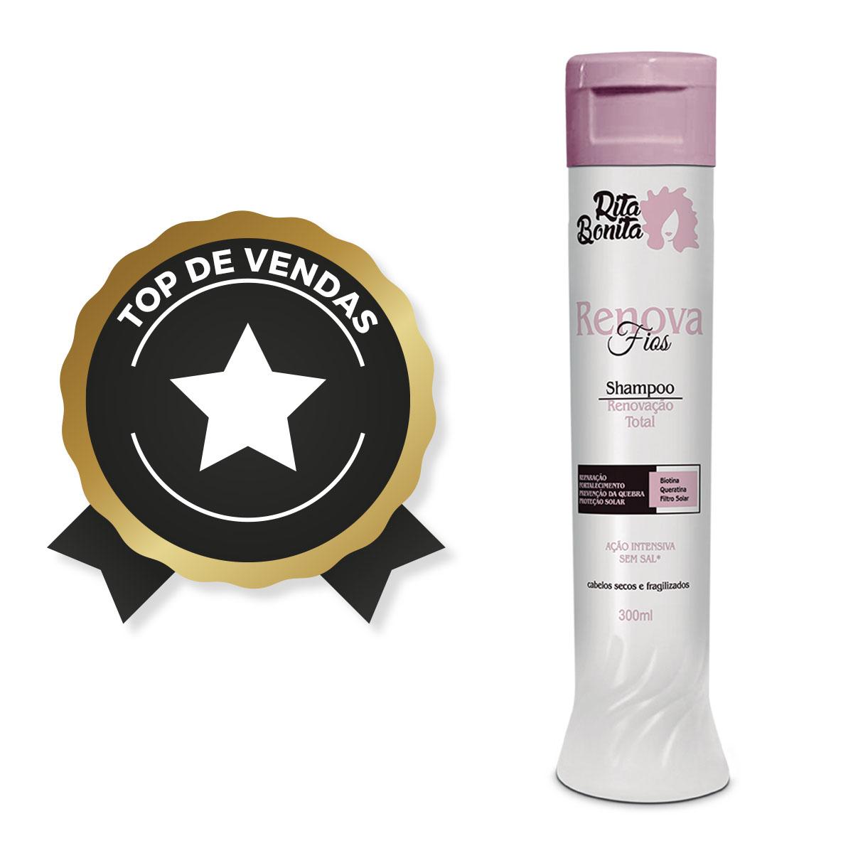 Renova Fios - Shampoo Rita Bonita 300ml