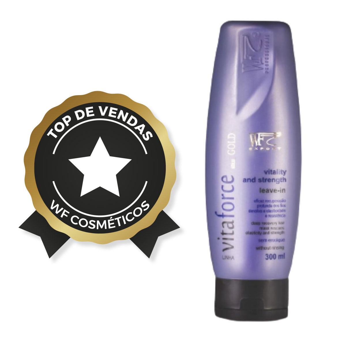 VITAFORCE - LEAVE-IN VITALITY AND STRENGTH WF COSMETICOS 300ML