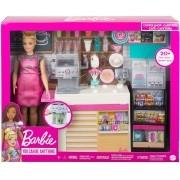 Barbie Cafeteria com Acessórios