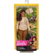 Barbie - Conservacionista da Vida Selvagem National Geographic