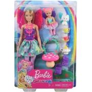 Barbie Dreamtopia - Dia De Pets - Festa do Chá