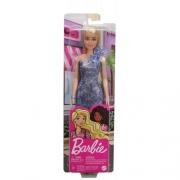 Barbie Glitter - Loira Vestido Azul