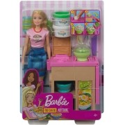 Barbie I Can Be - Playset Máquina de Macarrão