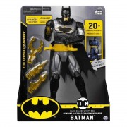 """Batman - Figura de Luxo 12"""" 30cm - Com Luzes e Sons"""