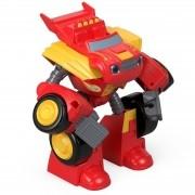 Blaze Robô Corredores  - Vermelho