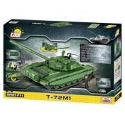 COBI 2615 - T-72 M1 - Tanque primário soviético com 550pcs