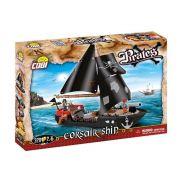 COBI PIRATAS - Corsair Com 320 Peças